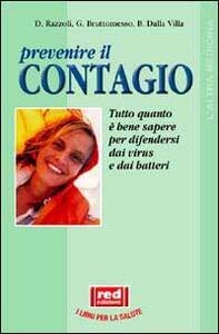 Contagio - Daniele Razzoli,Gianluca Bruttomesso,Barbara Dalla Villa - copertina