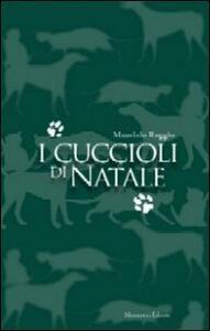 I cuccioli di Natale - Maurizio Reggio - copertina