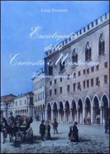 Enciclopedia delle curiosità mantovane. Vol. 2