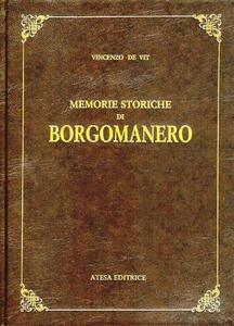 Memorie storiche di Borgomanero