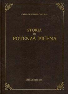 Storia di Potenza Picena (rist. anast. Ripatransone, 1852)