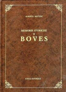 Memorie storiche di Boves (rist. anast. Torino, 1894)