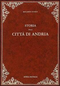 Storia della città di Cerignola (rist. anast. Molfetta, 1915) - Saverio La Sorsa - copertina