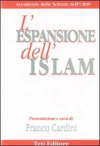 L' espansione dell'Islam - copertina