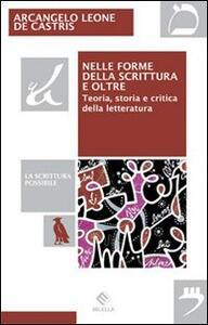 Nelle forme della scrittura e oltre. Teoria, storia e critica della letteratura - copertina