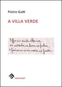 A villa verde - Pietro Gatti - copertina