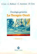 Oncologia geriatrice. Le terapie orali