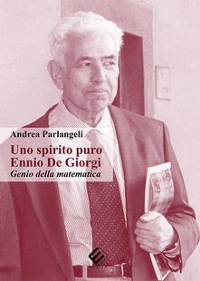 Radiospeed.it Uno spirito puro. Ennio De Giorgi, genio della matematica Image