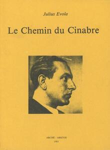 Le chemin du cinabre - Julius Evola - copertina