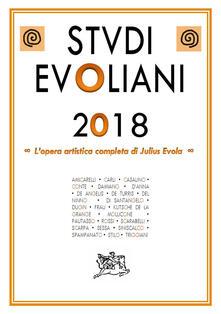 Letterarioprimopiano.it Studi evoliani 2018. L'opera artistica completa di Julius Evola Image