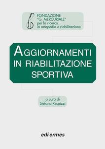 Aggiornamenti in riabilitazione sportiva - copertina