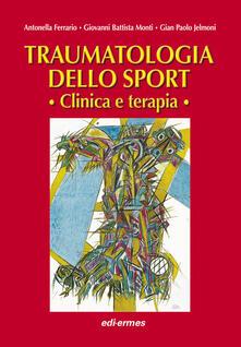 Ascotcamogli.it Traumatologia dello sport. Clinica e terapia Image