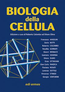 Biologia della cellula - copertina