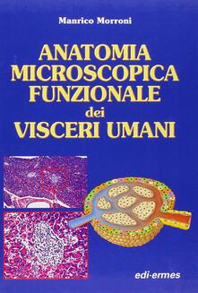 Voluntariadobaleares2014.es Anatomia microscopica funzionale dei visceri umani Image