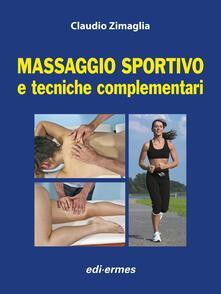 Lpgcsostenible.es Massaggio sportivo e tecniche complementari. Con aggiornamento online Image