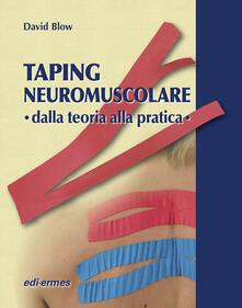 Recuperandoiltempo.it Taping neuromuscolare. Dalla teoria alla pratica Image