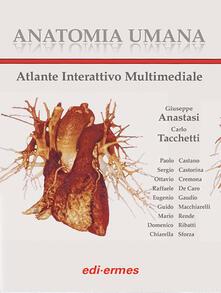 Listadelpopolo.it Anatomia umana. Atlante. Con aggiornamento online Image