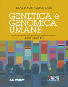 Radiospeed.it Genetica e genomica umane Image