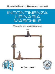 Voluntariadobaleares2014.es Incontinenza urinaria maschile. Manuale per la riabilitazione Image