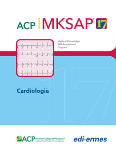 Cardiologia. MKSAP. Con espansione online - American College of Physicians - copertina