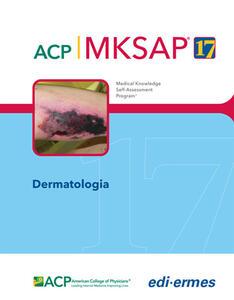 Dermatologia. MKSAP. Con espansione online - American College of Physicians - copertina
