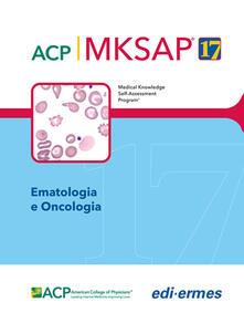 Cocktaillab.it Ematologia e oncologia. MKSAP. Con espansione online Image