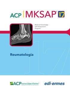 Reumatologia. MKSAP. Con espansione online - American College of Physicians - copertina
