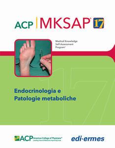 Endocrinologia e patologie metaboliche. MKSAP. Con espansione online - American College of Physicians - copertina