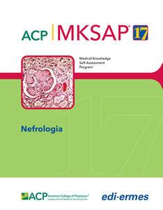 Nefrologia. MKSAP. Con espansione online - American College of Physicians - copertina