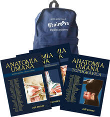 Winniearcher.com Anatomy bag: Trattato di anatomia umana-Anatomia umana topografica Image