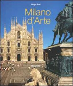 Milano d'arte - Antonello Negri,Ghigo Roli - copertina