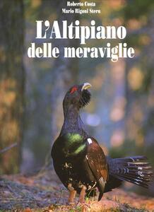 L' altipiano delle meraviglie - Mario Rigoni Stern,Roberto Costa - copertina