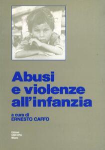 Abusi e violenze all'infanzia