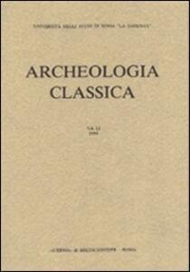 Archeologia classica (25-26)