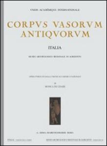 Corpus vasorum antiquorum. Vol. 5: Bologna, Museo civico (1).