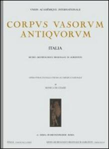 Corpus vasorum antiquorum. Vol. 40: Torino, Museo di antichità (2).