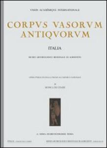 Corpus vasorum antiquorum. Vol. 47: Como, Museo archeologico Giovio (1).