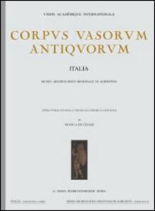Corpus vasorum antiquorum. Vol. 48: Ferrara, Museo archeologico nazionale (2).