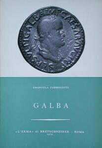 Galba - Emanuela Fabbricotti - copertina