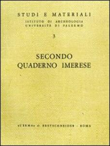 Quaderno Imerese. Vol. 2 - copertina