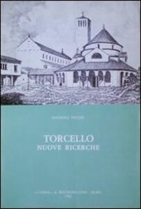 Torcello. Nuove ricerche