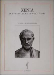 Xenia. Scritti in onore di Piero Treves - copertina