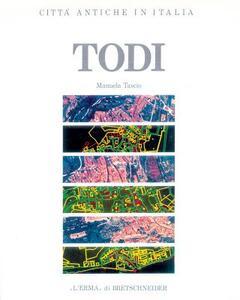 Todi. Forma e urbanistica - Manuela Tascio - copertina