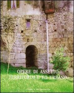 Opere di assetto territoriale ed urbano - copertina