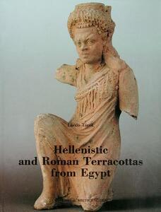 Hellenistic and roman terracottas from Egypt - László Török - copertina