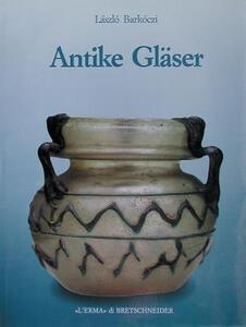 Antike Gläser - László Barkóczi - copertina