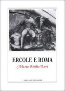 Ercole e Roma - Mario A. Levi - copertina