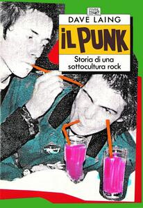 Il punk - Dave Laing - copertina