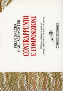Contrappunto e composizione - Felix Salzer,Carl Schachter - copertina