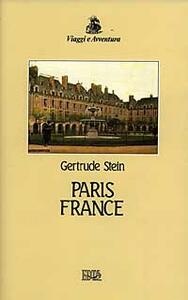 Paris, France - Gertrude Stein - copertina